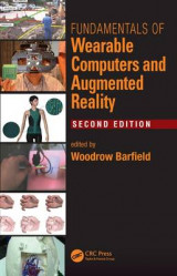 Omslag - Fundamentals of Wearable Computers and Augmented Reality, Second Edition