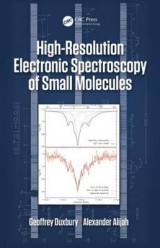 Omslag - High Resolution Electronic Spectroscopy of Small Polyatomic Molecules