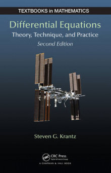 Differential Equations av Steven G. Krantz og George F. Simmons (Innbundet)