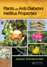 Omslag - Plants with Anti-Diabetes Mellitus Properties