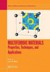 Omslag - Multiferroic Materials