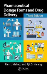 Omslag - Pharmaceutical Dosage Forms and Drug Delivery, Third Edition