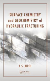 Omslag - Surface Chemistry and Geochemistry of Hydraulic Fracturing
