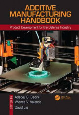 Omslag - Additive Manufacturing Handbook