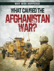 What Caused the Afghanistan War? av Sarah Levete (Innbundet)