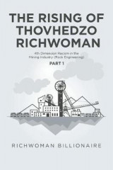 Omslag - The Rising of Thovhedzo Richwoman