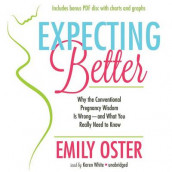 Expecting Better av Emily Oster (Blandet mediaprodukt)
