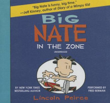 Big Nate: In the Zone av Lincoln Peirce (Lydbok-CD)