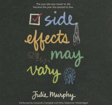 Side Effects May Vary av Julie Murphy (Lydbok-CD)