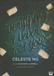 Everything I Never Told You av Celeste Ng (Lydbok-CD)