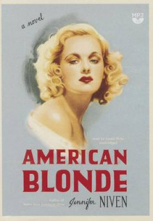 American Blonde av Jennifer Niven (Lydbok-CD)