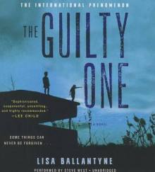 The Guilty One av Lisa Ballantyne (Lydbok-CD)