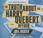 The Truth about the Harry Quebert Affair av Joel Dicker (Lydbok-CD)