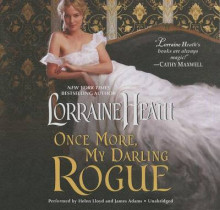 Once More, My Darling Rogue av Lorraine Heath (Lydbok-CD)
