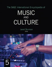 The SAGE International Encyclopedia of Music and Culture (Innbundet)