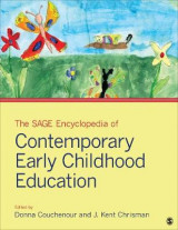 Omslag - The SAGE Encyclopedia of Contemporary Early Childhood Education