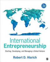 Omslag - International Entrepreneurship