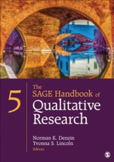 Omslag - The Sage Handbook of Qualitative Research