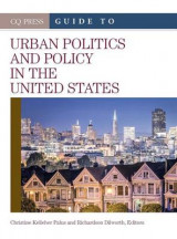 Omslag - The CQ Press Guide to Urban Politics and Policy in the United States