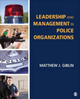 Omslag - Leadership and Management in Police Organizations