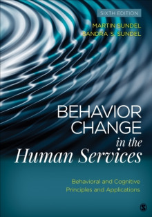 Behavior Change in the Human Services av Martin Sundel og Sandra Stone Sundel (Heftet)