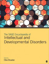Omslag - The SAGE Encyclopedia of Intellectual and Developmental Disorders