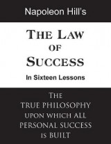 Omslag - The Law of Success in Sixteen Lessons