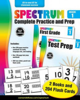 Omslag - Spectrum Complete Practice and Prep, Grade 1