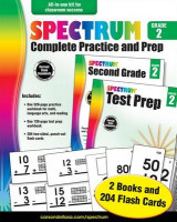 Omslag - Spectrum Complete Practice and Prep, Grade 2