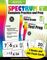 Omslag - Spectrum Complete Practice and Prep, Grade 3