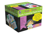 Omslag - Early Learning Flash Cards, Ages 4 - 8