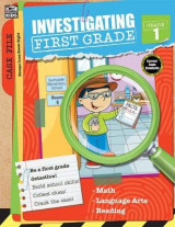 Omslag - Investigating First Grade