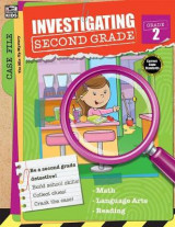 Omslag - Investigating Second Grade