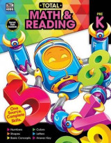 Omslag - Total Math and Reading, Grade Pk