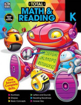 Omslag - Total Math and Reading, Grade K