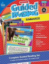 Omslag - Ready to Go Guided Reading: Summarize, Grades 1 - 2