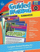 Omslag - Ready to Go Guided Reading: Summarize, Grades 3 - 4