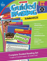 Omslag - Ready to Go Guided Reading: Summarize, Grades 5 - 6