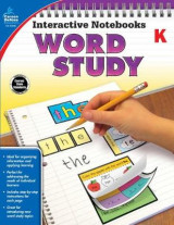 Omslag - Interactive Notebooks Word Study, Grade K