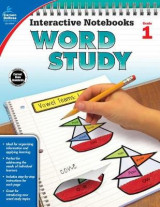 Omslag - Interactive Notebooks Word Study, Grade 1