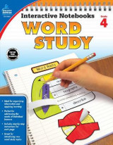 Omslag - Interactive Notebooks Word Study, Grade 4