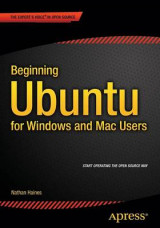 Omslag - Beginning Ubuntu for Windows and Mac Users 2015