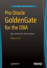 Omslag - Pro Oracle GoldenGate for the DBA