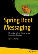 Omslag - Spring Boot Messaging 2017