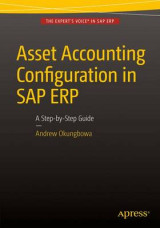 Omslag - Asset Accounting Configuration in SAP ERP 2016