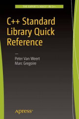 Omslag - C++ Standard Library Quick Reference