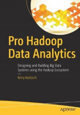 Omslag - Pro Hadoop Data Analytics 2016