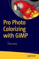 Omslag - Pro Photo Colorizing with GIMP 2016