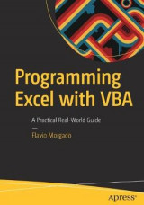 Omslag - Programming Excel with VBA