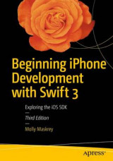 Omslag - Beginning iPhone Development with Swift 3 2016